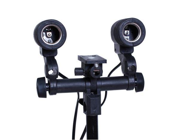 bộ đèn studio quay phim chụp ảnh chuyên nghiệp 160w