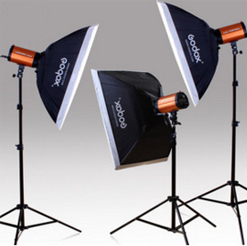 Bộ kit Studio Godox Smart 250SDI