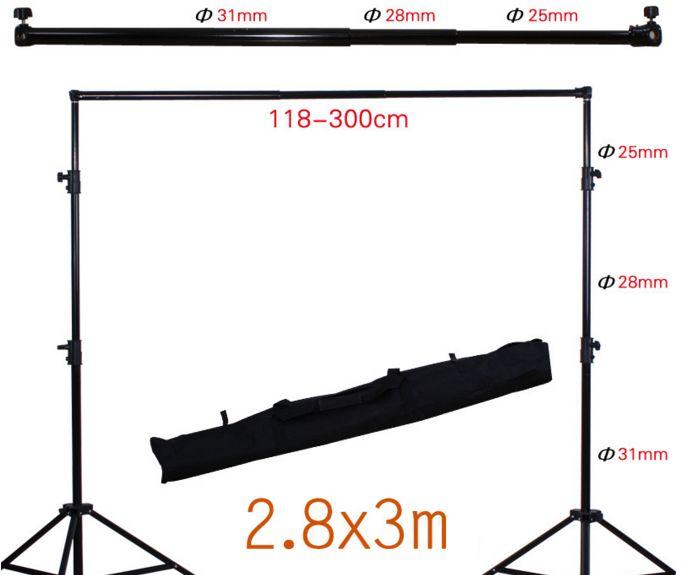 Bộ giá treo phông di động 2.8x3m