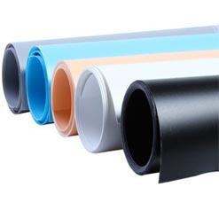 Phông giấy màu PVC