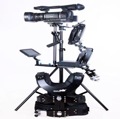 Steadicam wondlan leopard 2012