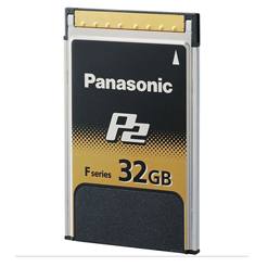 Thẻ nhớ Panasonic P2 aj-p2e032fg