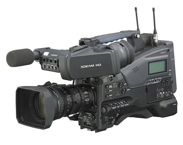 máy quay chuyên dụng pmw-320k