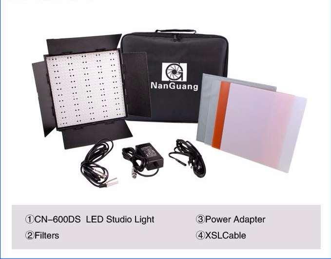 LED StudioCN-600DS-3