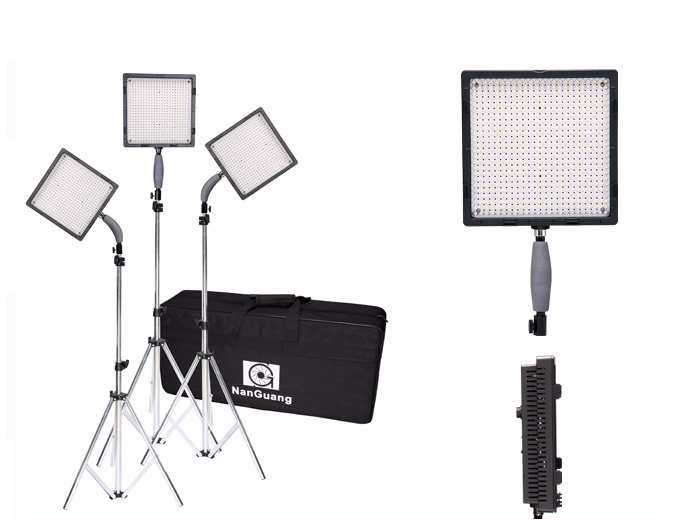 LED Video CN-576 3kit-3