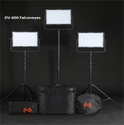 Đèn led DV-600 falconeyes