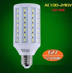 Bóng LED360 20w 5500K