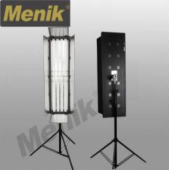 Đèn kino flo 8 bóng MM-21 Menik