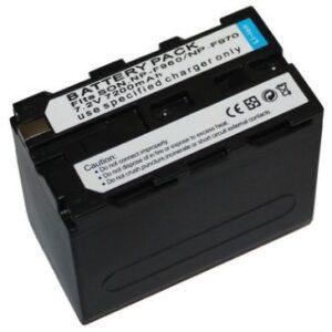 Pin sạc F960/ F970 cho đèn LED