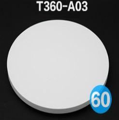 Bàn xoay chụp sản phẩm 360 độ đường kính 60cm