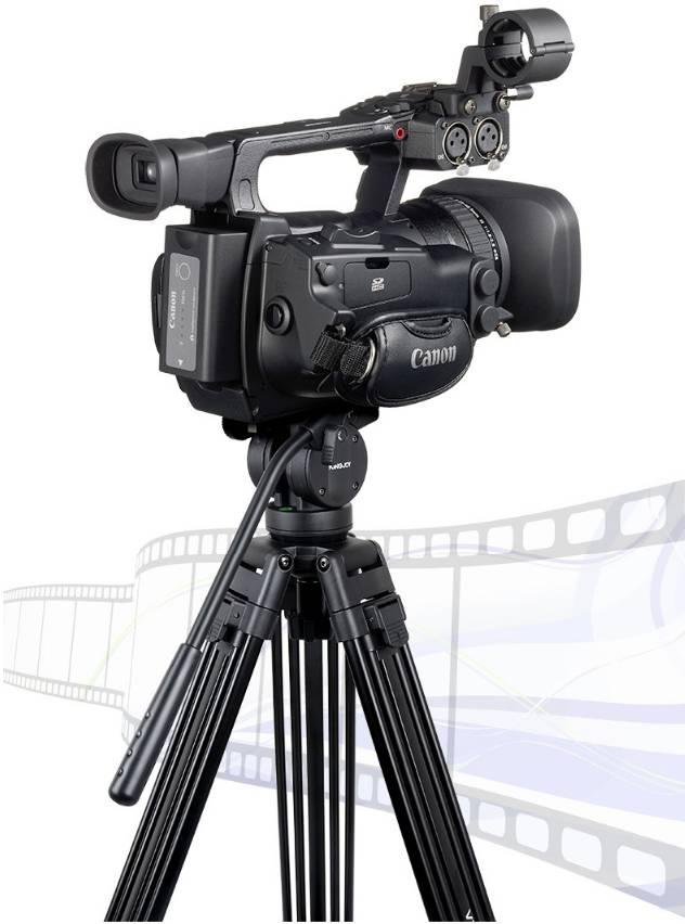 chân máy quay phim giá rẻ VT-2500