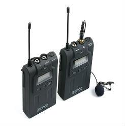Micro thu âm cài áo không dây BOYA BY-WM6