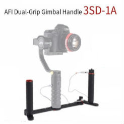 AFI 3SD-1A Dual -Grip Handle for 14 and 38 Gimbal