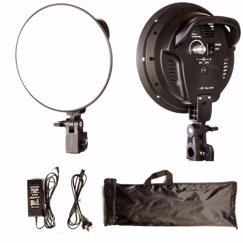 bộ đèn led quay phim giá rẻ