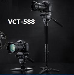 Chân máy Monopod Yunteng Video VCT-588