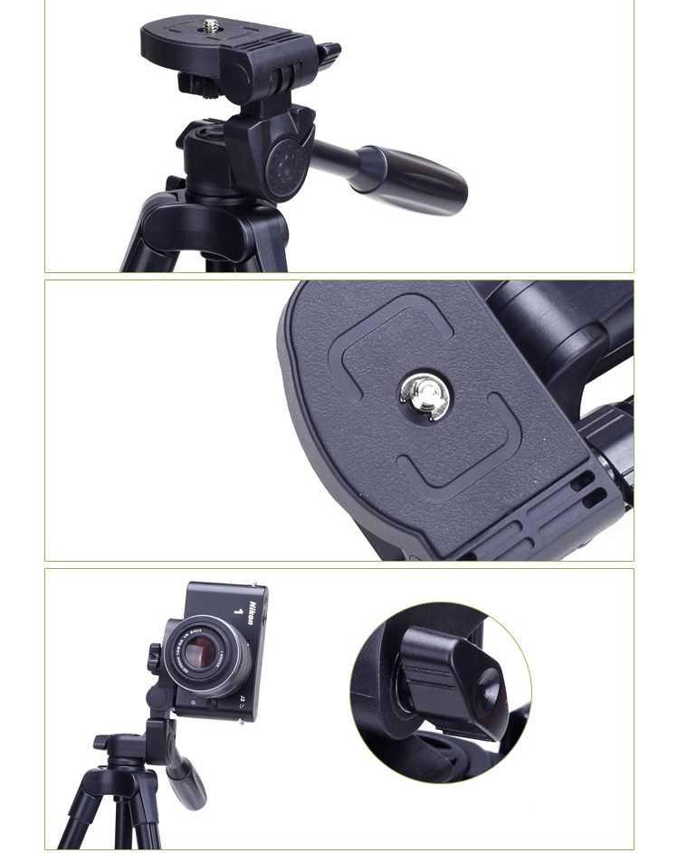 Chân máy ảnh Yunteng VCT-520RM giá rẻ Hà Nội