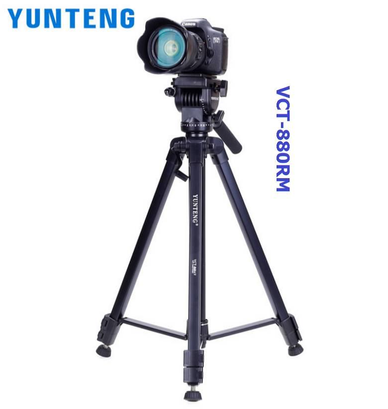Chân máy ảnh Yunteng VCT-880RM