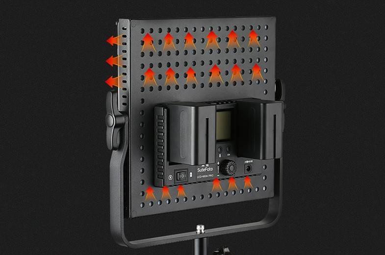 Công nghệ Led quay phim