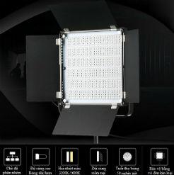 Đèn Led SuteFoto 40W LED-660A Pro
