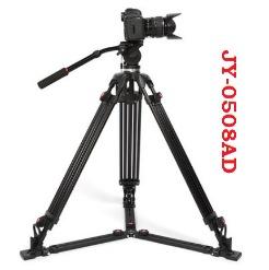 Chân máy quay chuyên nghiệp Jieyang JY-0508AD