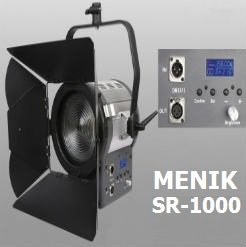 Đèn spotlight LED 100w Menik SR-1000