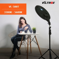 Đèn led Ring Softlight VL-500T Viltrox