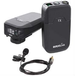 Micro thu âm cài áo Rode RodeLink Filmmaker Kit