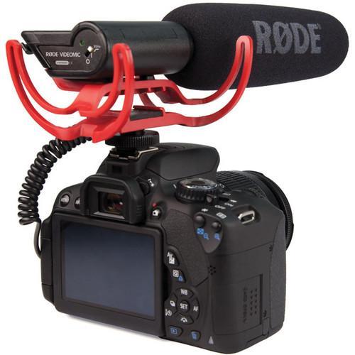 Mic thu gắn máy Rode VideoMic
