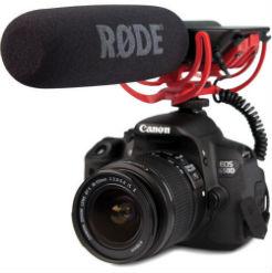 Micro thu âm gắn máy Rode VideoMic