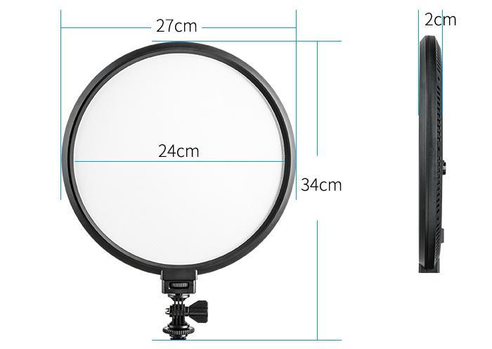 Đèn led Ring Softlight VL-500T Viltrox