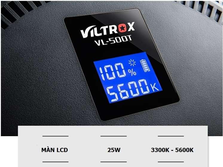 Đèn led Softlight VL-500T