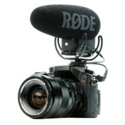 Micro thu âm gắn máy Rode VideoMic Pro Plus