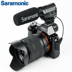 Micro thu âm Saramonic SR-M3