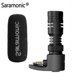 Micro thu âm Saramonic Smartmic+