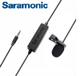 Micro thu âm cài áo Saramonic LavMicro