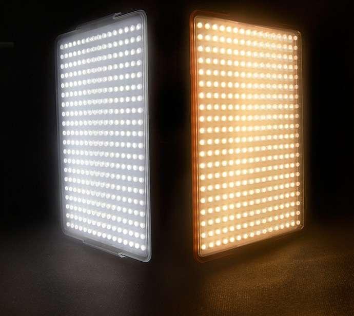 Đèn quay phim LED002-320I KingMa