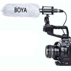 Micro thu âm Shotgun BOYA BY-PVM1000L