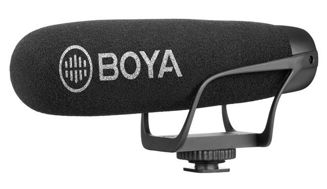 Micro thu âm shotgun Boya-BY-BM2021
