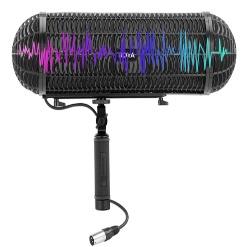 Bộ lọc gió cho mic chuyên nghiệp Boya BY-WS1000