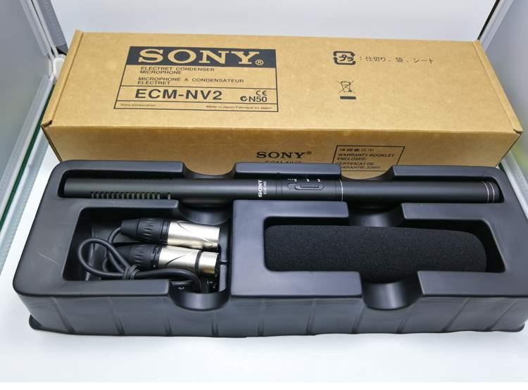 Micro thu âm định hướng Sony ECM-NV2