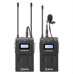 Micro thu âm cài áo không dây BOYA BY-WM8 PRO-K1