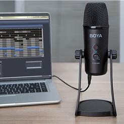 mic thu âm livestream