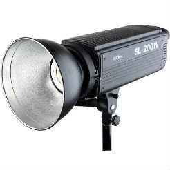Đèn led studio Godox SL-200W