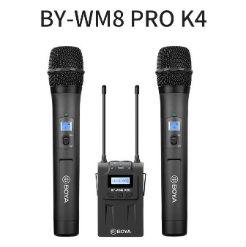 Micro thu âm không dây BOYA BY-WM8 PRO-K4
