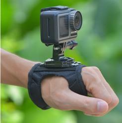 Dây đeo cổ tay cho GoPro và Action Cam Kingma