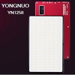 Đèn LED quay phim Yongnuo YN125II