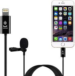 Mic thu âm cho điện thoại iPhone YC-LM22 II