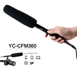 Mic thu âm định hướng YC-CFM360