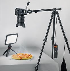 Chân máy ảnh tripod beike Q202F
