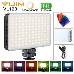 đèn led video ulanzi vljim vl120 RGB